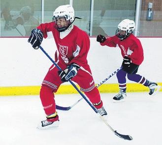 Ice hockey in harlem goes canadian harlem fyi